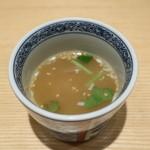 志そ鳥 - 濃厚な鶏スープから