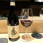志そ鳥 - 赤ワイン