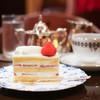 コーヒーバー ブルーマウンテン - 料理写真:ショートケーキ
