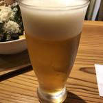 ピザ屋 想兵衛 - 生ビールS