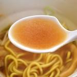 沖縄かれーそば 南ぬ - スープ