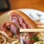 一休食堂 - 山羊のお肉