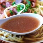 一休食堂 - スープ