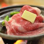ヒルズサンピア山形 - 料理写真:山形牛の陶板焼き