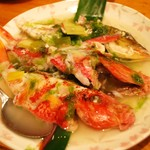 海八 - 自分が釣った魚ちゃんのマース煮