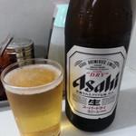 珍々軒 - 瓶ビール2018.9.23