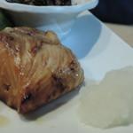 和牛と創作料理 神田 一期屋 - 鮭