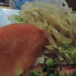 和牛と創作料理 神田 一期屋 - サラダ