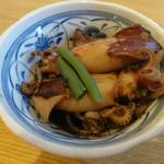 お食事処 丸喜 - 料理写真:いか煮\300