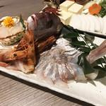 朝採れ鮮魚と個室居酒屋 志喜 - 雲丹出汁海鮮しゃぶしゃぶ海鮮♡