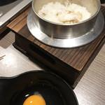 朝採れ鮮魚と個室居酒屋 志喜 - 〆は鯛飯で雑炊や!
