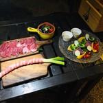 島野菜バーベキュー 炎空 -