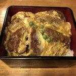 ミカド - ヒレカツ丼