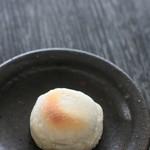 峠の力餅 - 料理写真:ちょっと焼いてみました