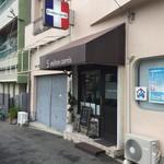 サンクメートル キャレ - お店外観