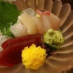 味季 和遊 - 本日の割鮮3種