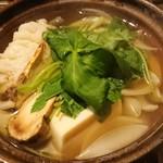 味季 和遊 - 鱧の小鍋