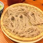 もみじ茶屋 - 戸隠そば(730円)