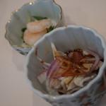 一層樓 - 海老マヨやバラ肉の四川風ソース