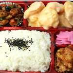 フレッシュ キッチン - エビマヨ弁当