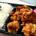 フレッシュ キッチン - 唐揚げ弁当