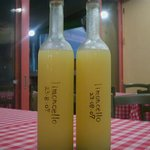 リポッソ - 料理写真:自家製の食後酒 レモンチェッロ