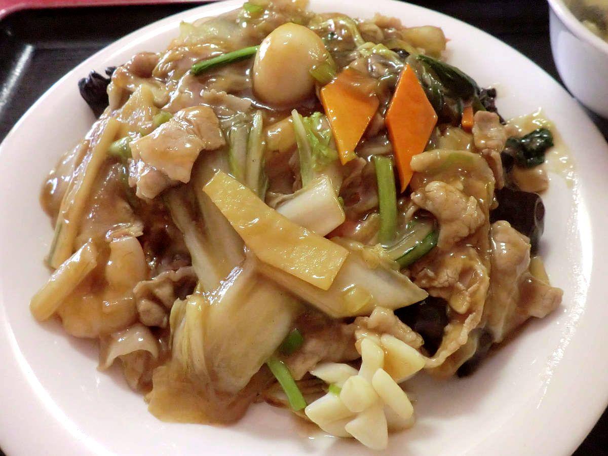 中華料理 大勝家