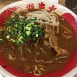 ラーメン東大 - 料理写真:徳島ラーメン