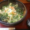 讃岐うどん太一 - 料理写真:海老もちぶっかけ(一番人気)