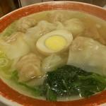 93403173 - ミニ広州雲吞麺(塩)
