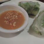 ベトナム食堂フォー・ホア - 生春巻き