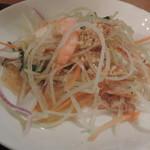 ベトナム食堂フォー・ホア - 青パパイヤのサラダ