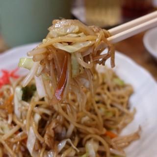 太楼 - 料理写真:ソース焼きそば麺少なめ700円