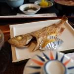 93406450 - とびしま膳(焼き魚)柳の舞?