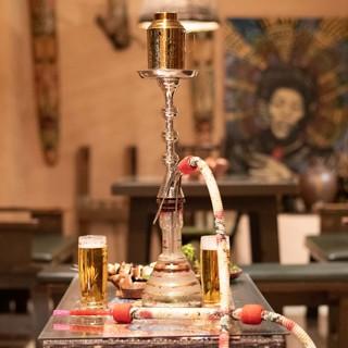 中近東に旅行気分。豊富な香りで楽しむ水タバコ・シーシャ。