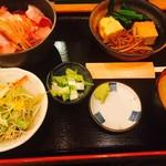九絵 - 海鮮丼定食