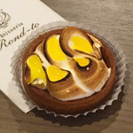 Patisserie Rond-to - タルトシトロン(320円)