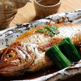 魚の旨味を味わう
