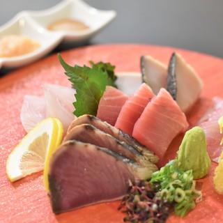 【産地直送】北海道直送!旬の絶品『新鮮魚介』が楽しめる
