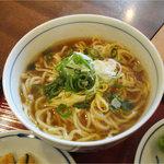 聞香 - 点心風ランチ(980円)中華麺