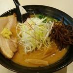 麺屋のろし - 味噌らーめん 790円