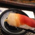 玄海鮨 - ホッキ貝  食感良