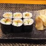 玄海鮨 - 追加のアナゴ巻