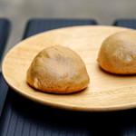 Shougetsudou - 料理写真:まんじゅう