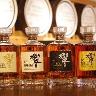 ◆ブレンデットウイスキーの最高峰【響】◆