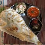 タンドリーレストラン アサ - 料理写真:「Cセット」