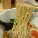 中華そば 高野 - 麺リフト