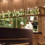 ビストロヴァリエ - オープンキッチン