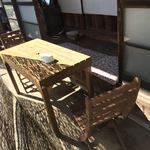 Katsunuma 縁側茶房 - テーブル