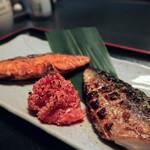 93420523 - 焼き魚定食890円(税込)